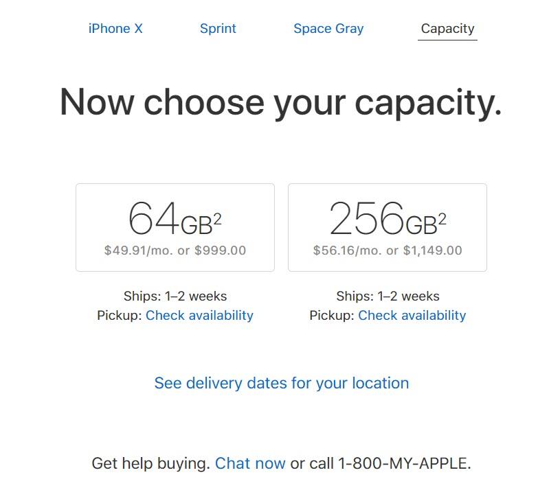 Iphone X Ship 1 2 Week 23 Nov 2017 1