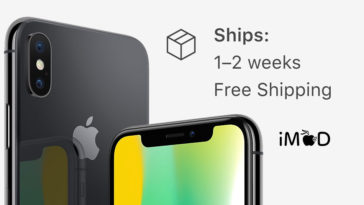 Iphone X Ship 1 2 Week 23 Nov 2017