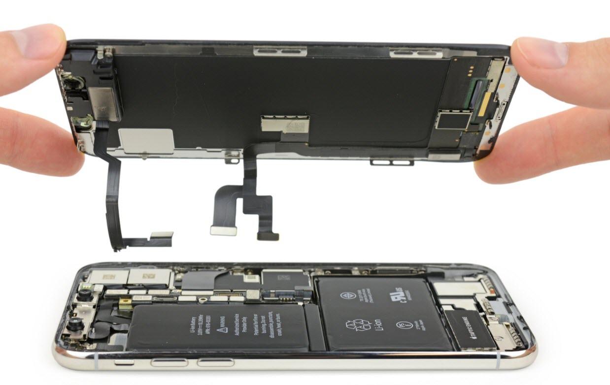 Iphone X Teardown 1