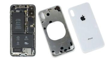 Iphone X Teardown 2