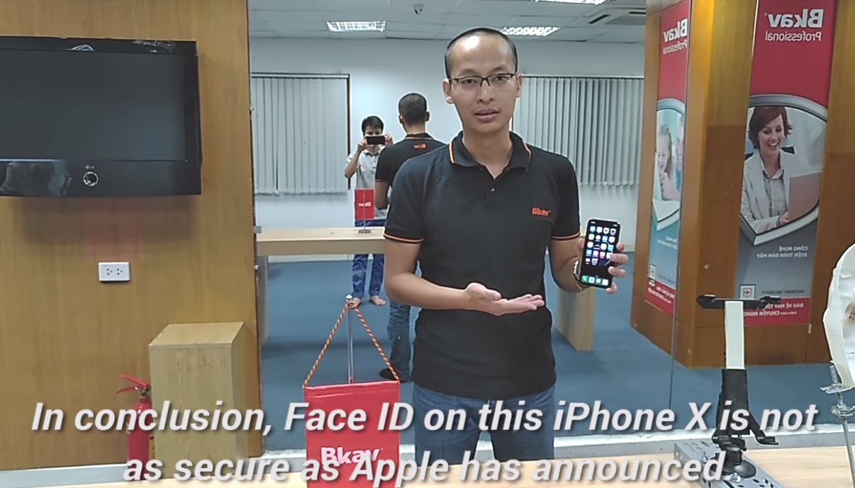 Mask Beats Iphone X Face Id Video 3