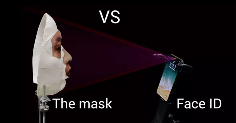 Mask Beats Iphone X Face Id Video Cover