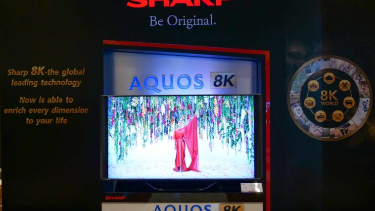 Sharp 8k Tv 7091