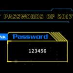 100 Worst Passwords Of 2017