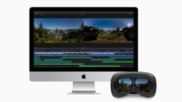 Final Cut Pro 10 4 Vr 360 Apple