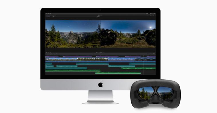 Final Cut Pro 10 4 Vr 360 Apple