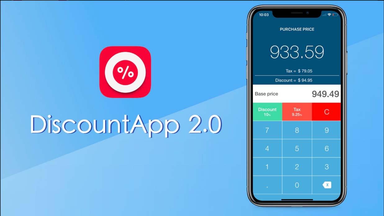 App Discountapp Cover1