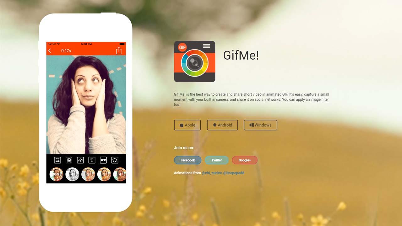 App Gifmecamera Cover2