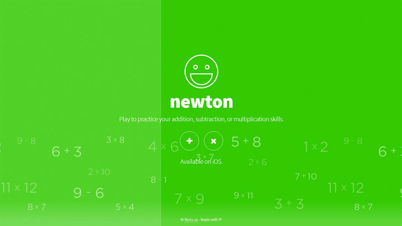 App Newton Cover1