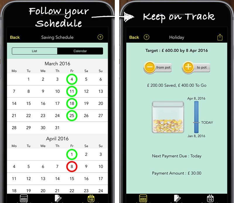 App Savingsgoalspro Cover2