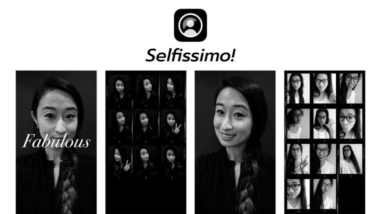 App Selfissimo Cover