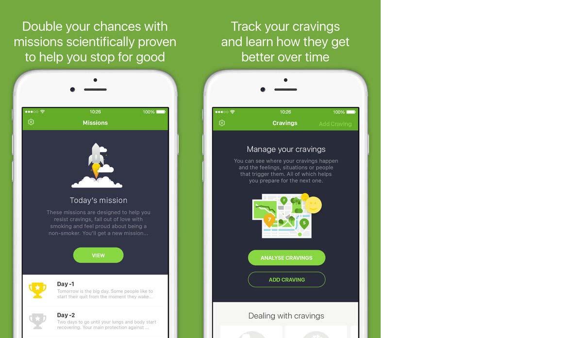 App Smokefree Content2