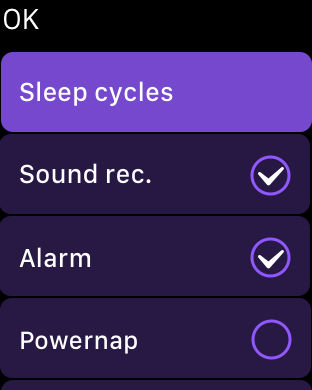 Apple Wath Work With Pillow App For Sleep Mode