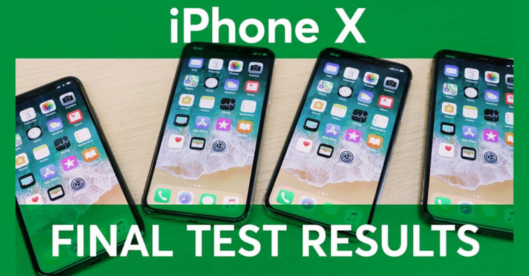 Cr Iphone X Review Test Results