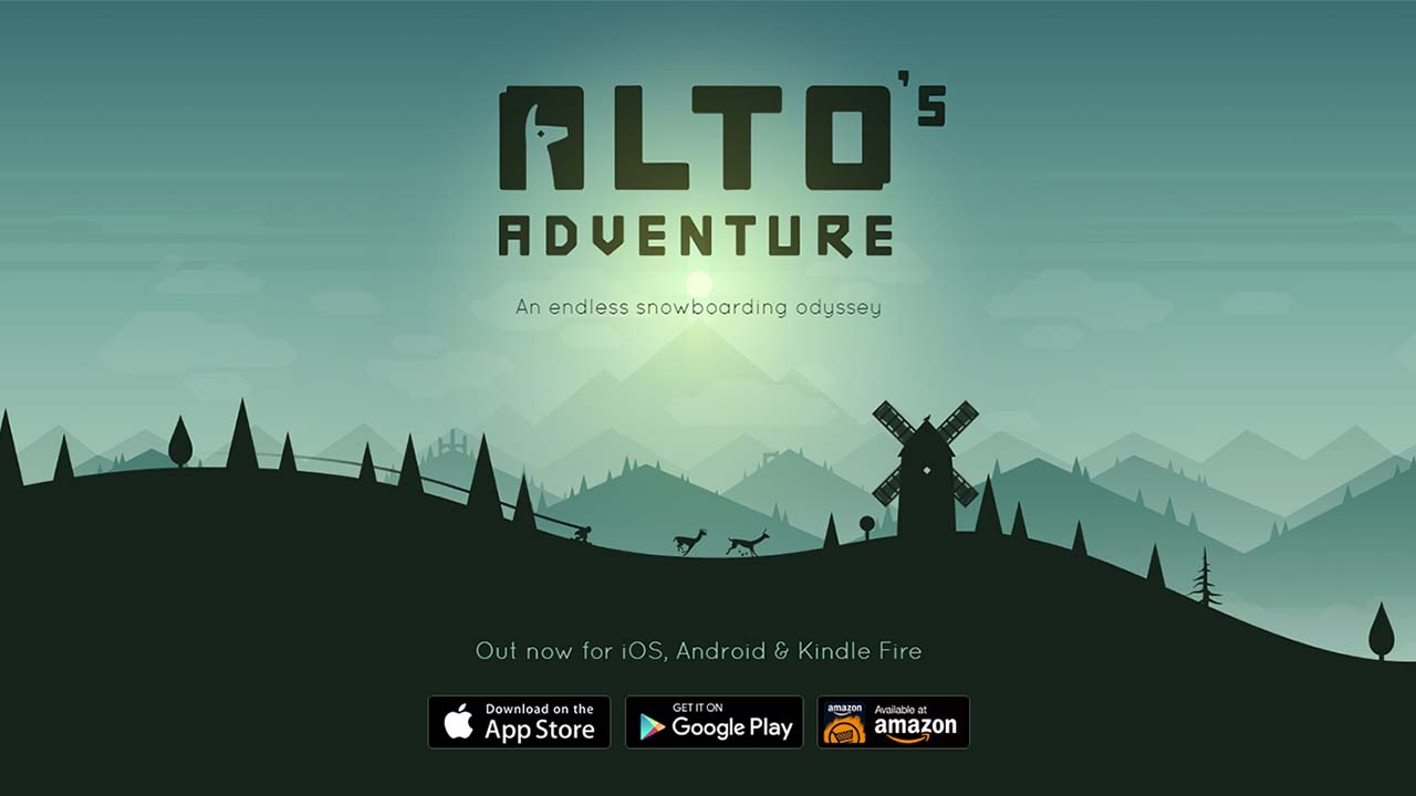 Game Altosadventure Cover