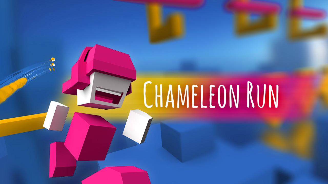 Game Chameleonrun Cover