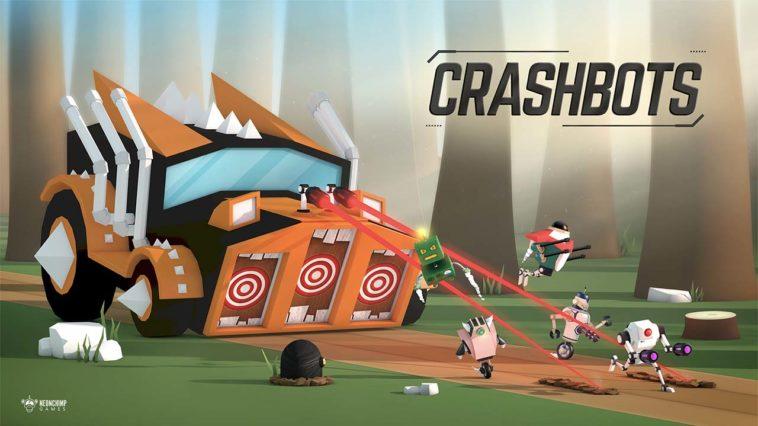 Game Crashbots Cover