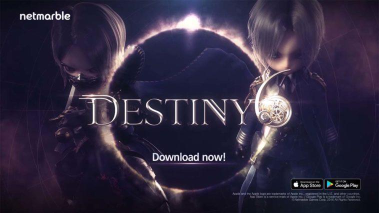 Game Destiny6 Cover