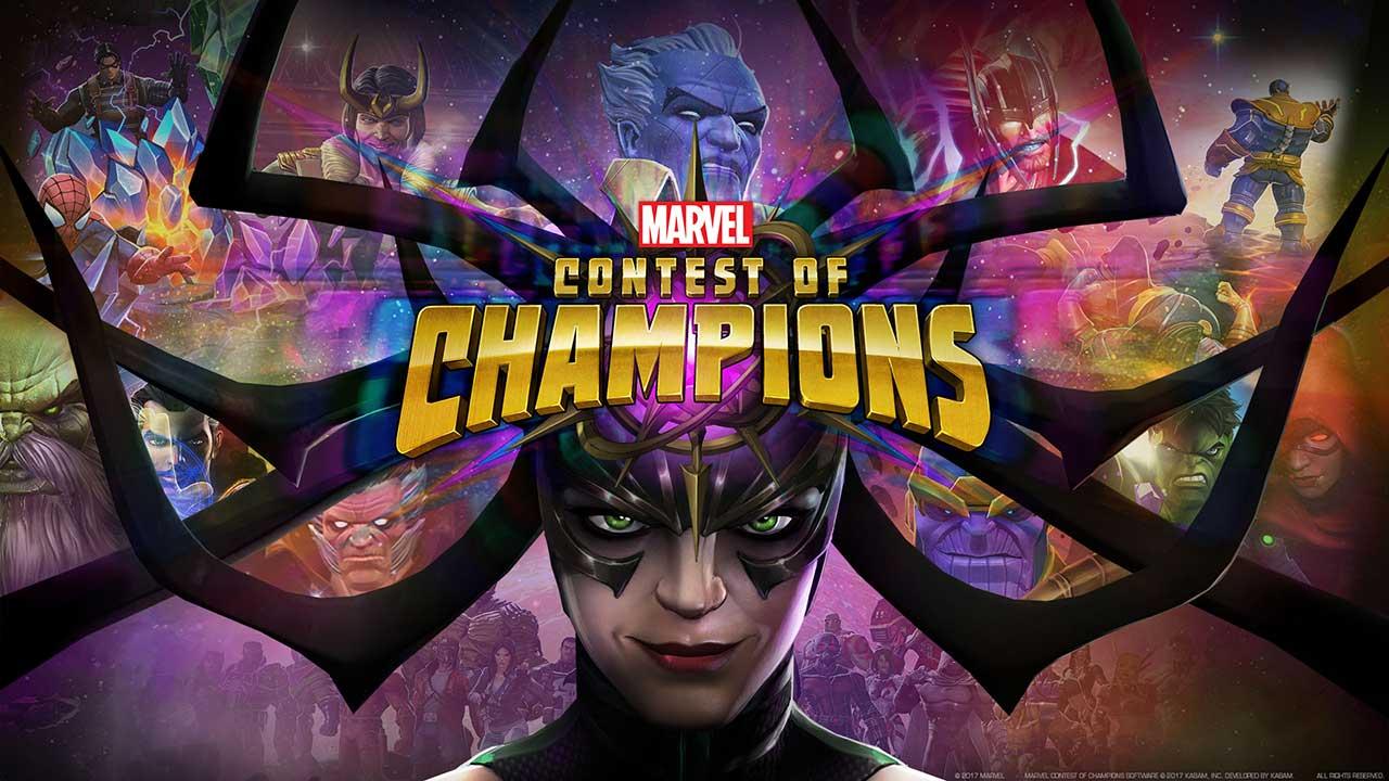 Game Marvelcontestofchampions Cover