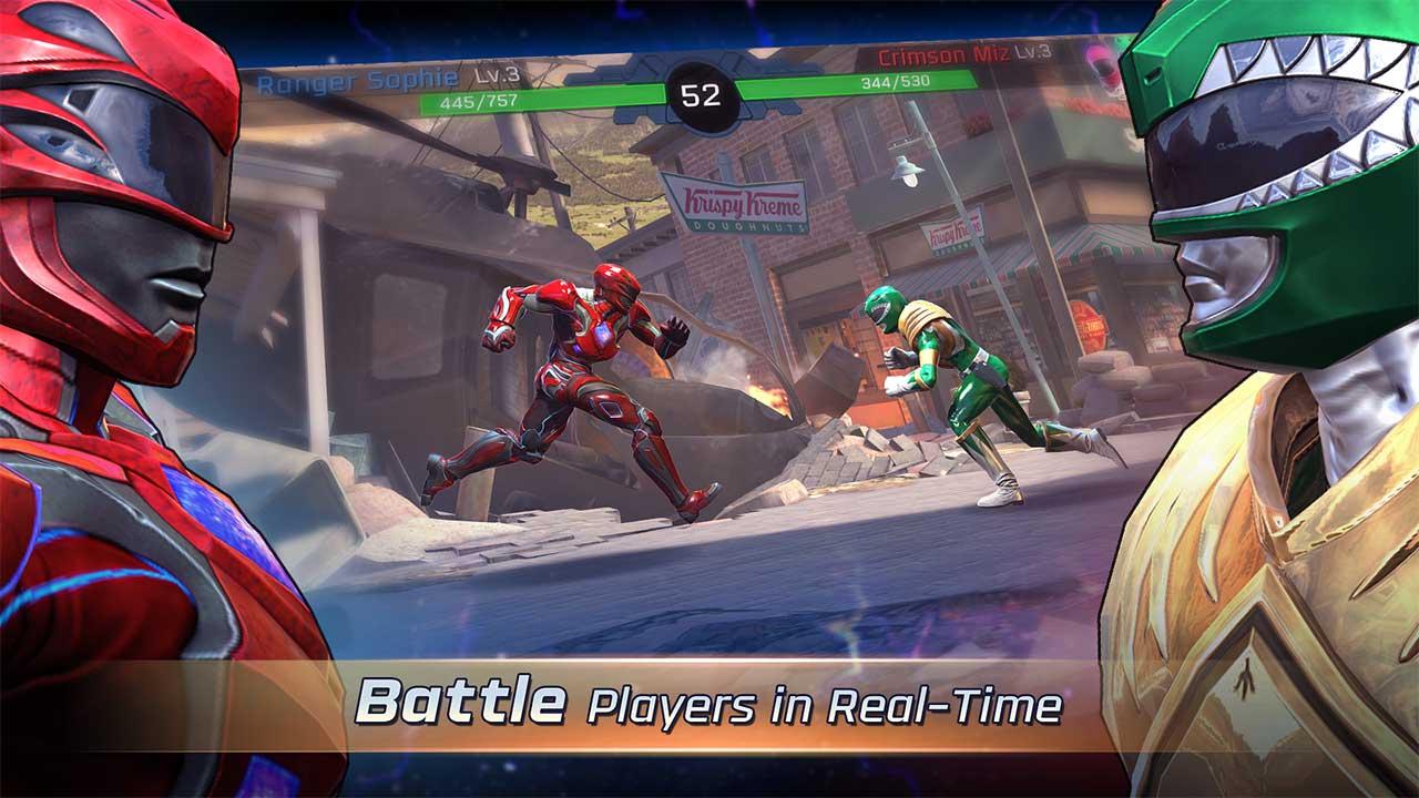 Game Powerrangers Content1