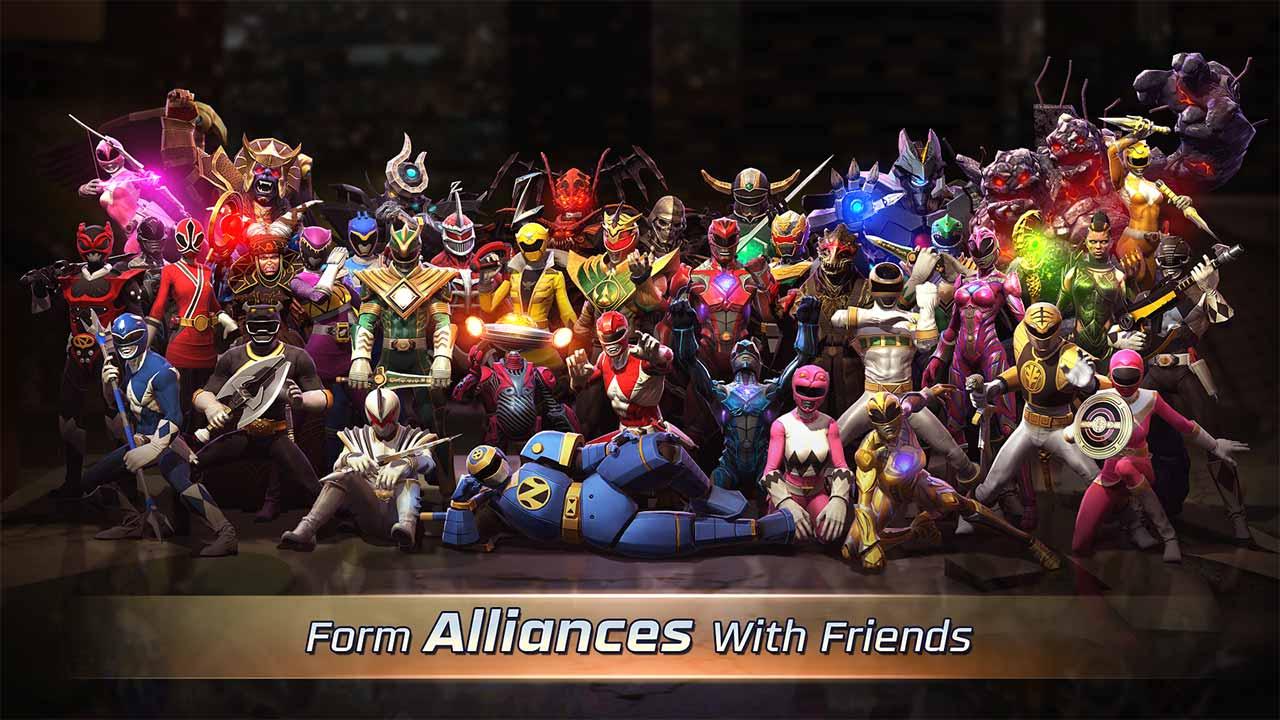 Game Powerrangers Content3