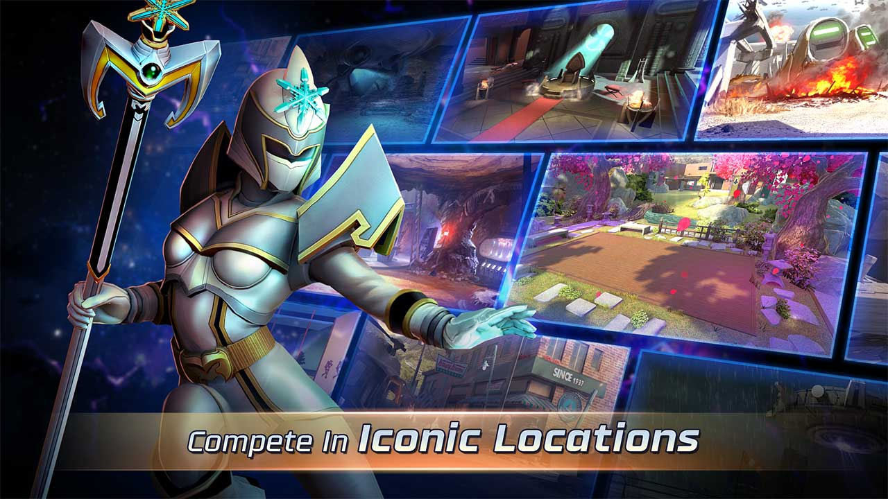 Game Powerrangers Content4