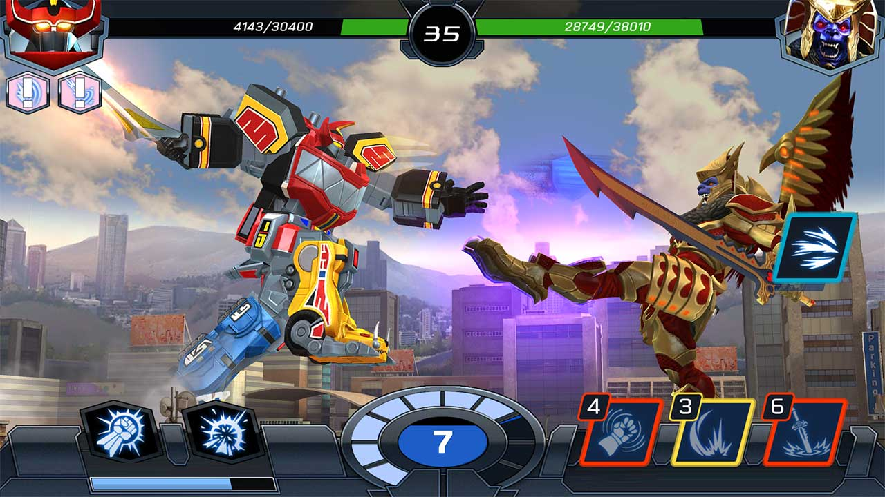 Game Powerrangers Content5