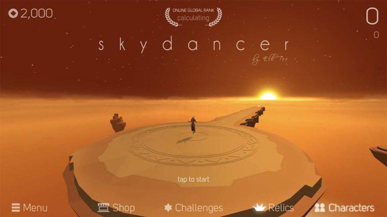 Game Skydancer Cover
