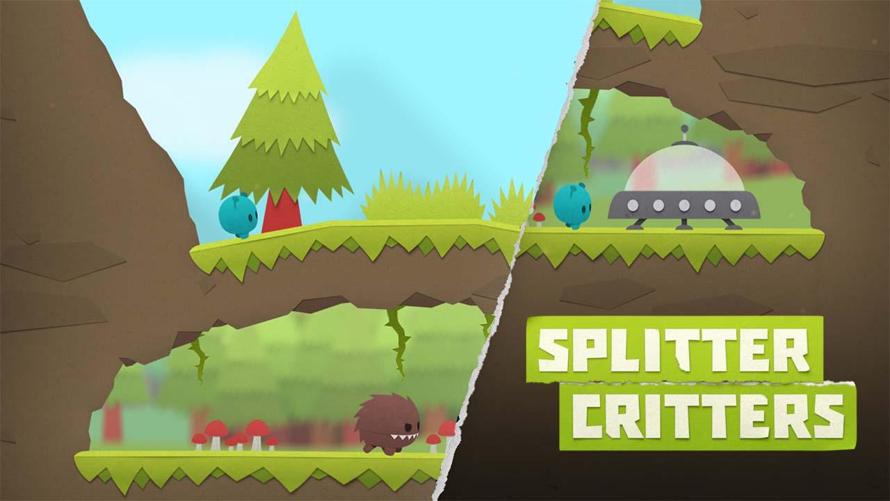 Game Splittercritters Cover