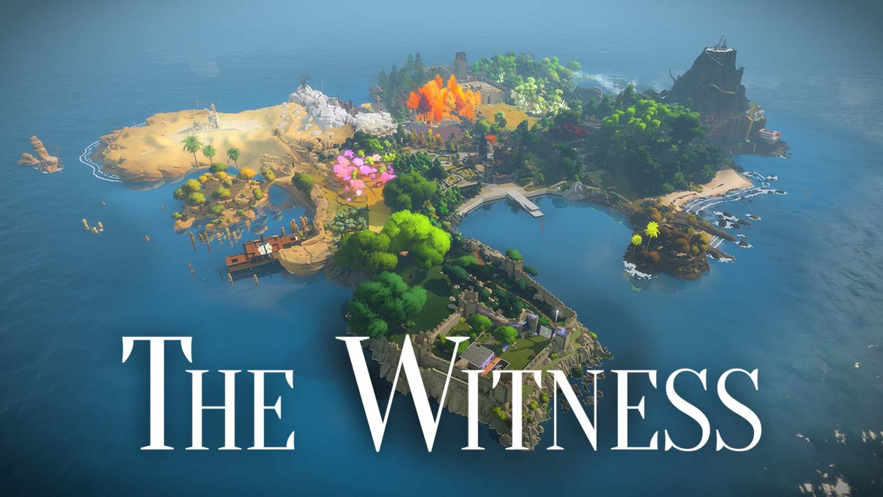 Game Thewitness Cover2