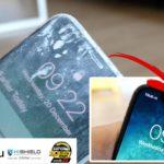 Hi Sheild 3d Super Strong Max Iphone X Dust Test
