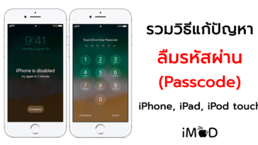 How To Fix Forgot Passcode Iphone Ipad