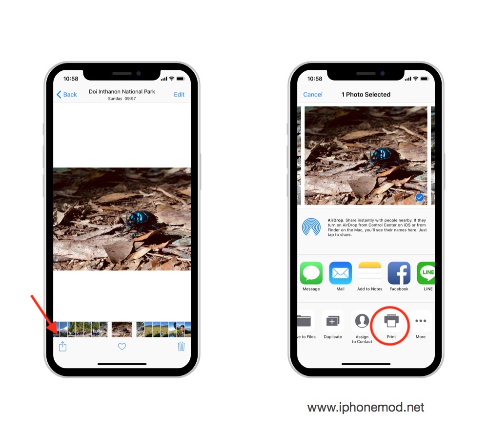 How To Print From Ios 01