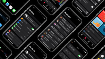 Ios11 Darkmode Iphonex Concept Image Cover