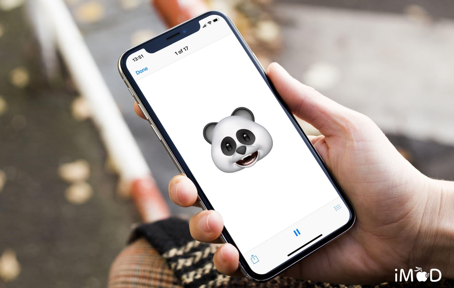 Iphone X Animoji