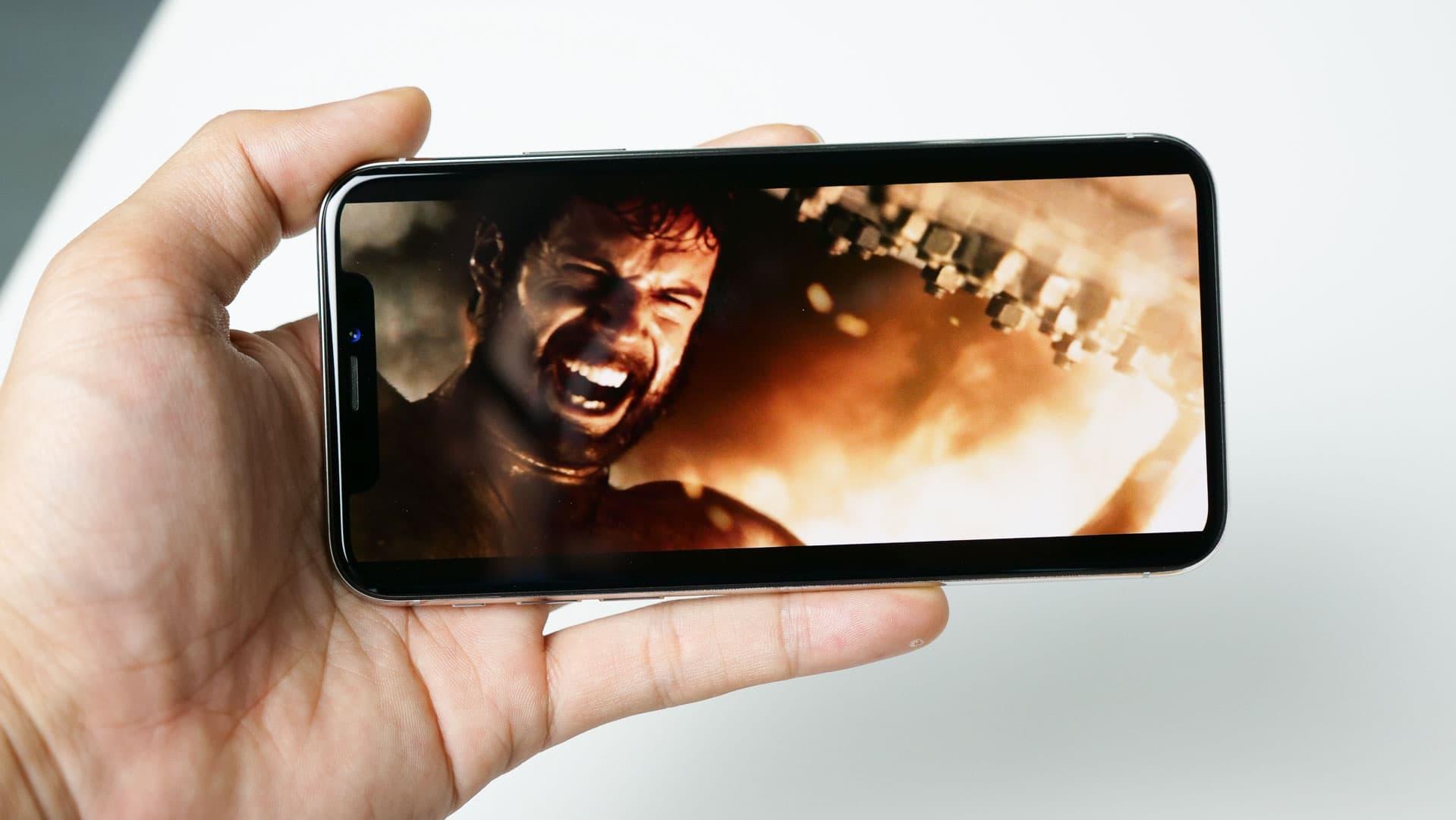 Iphone X Netflix Fill Screen 7532