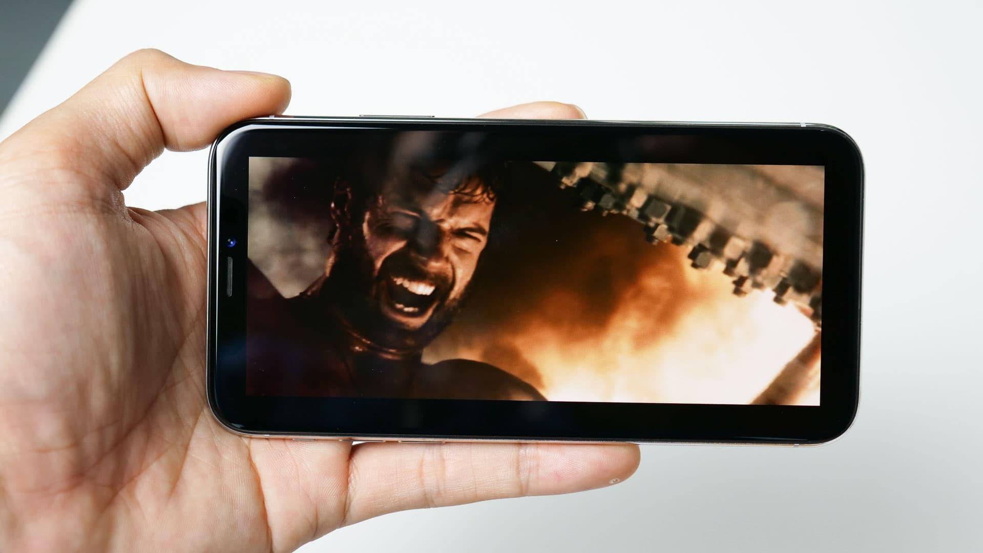 Iphone X Netflix Fit Screen 7534