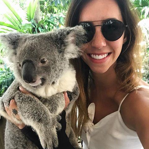 #koalaselfie