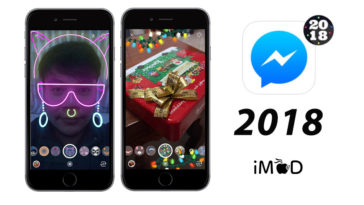 Messenger 2018 New Year Effect