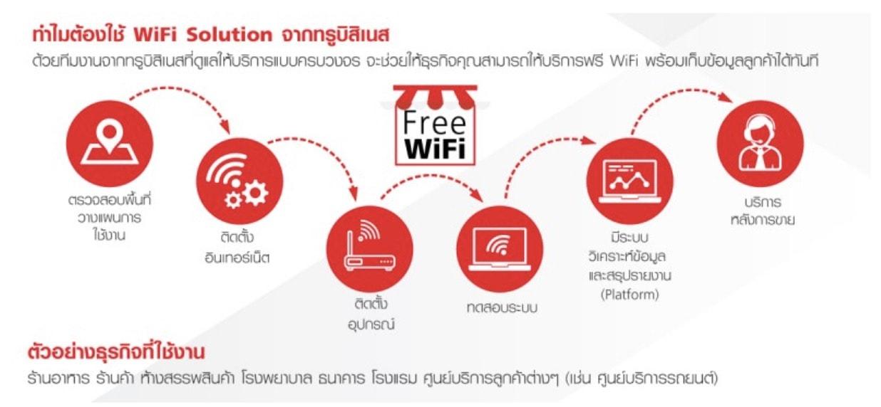 True Wifi Business