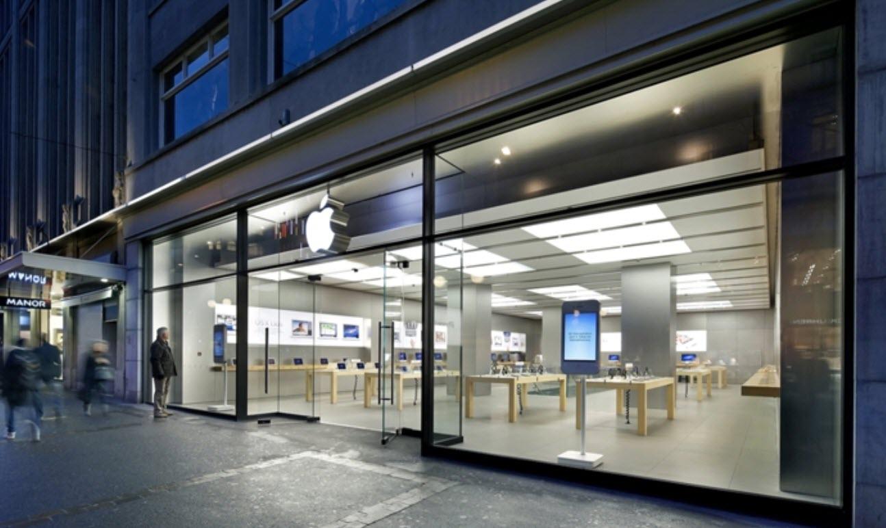 Apple Bahnhofstrasse 1