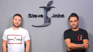 Barbato Brother Steve Jobs 1