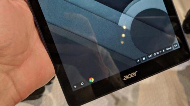 Chrome Os Tablet Cover