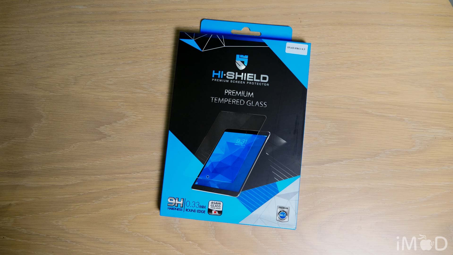 Hi Shield Ipad Tempered Glass 8290