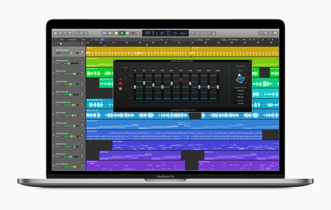 Logic Pro X Update Vintage Eq Screen 012418