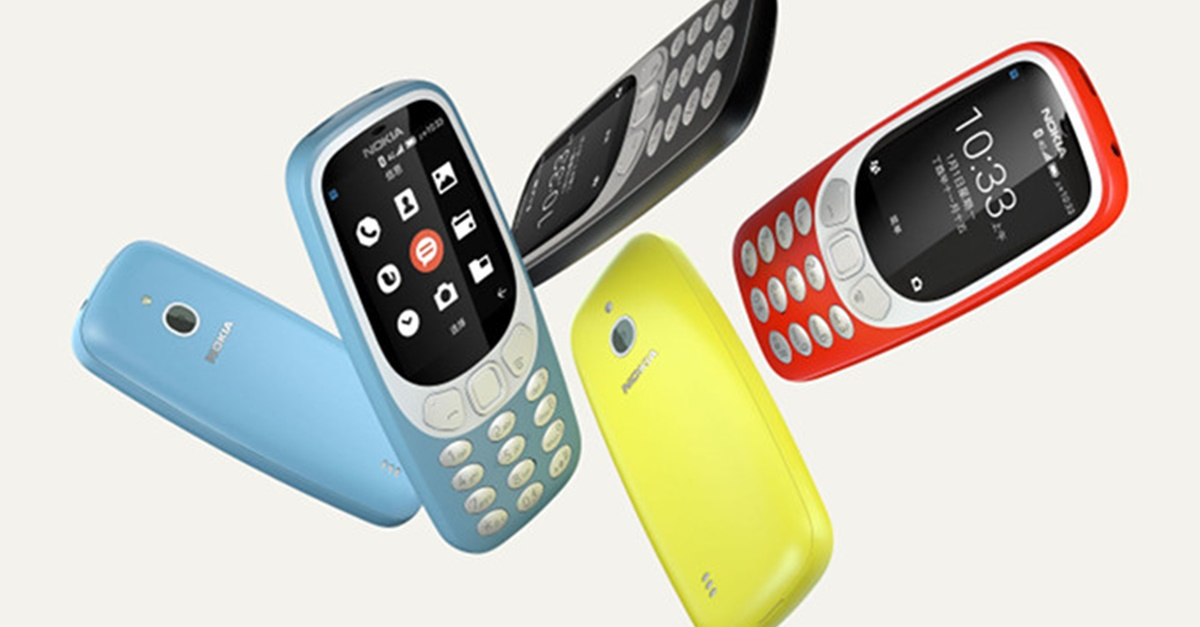 Nokia 3310 4g Quietly Launched In China Expected To Go Global In March