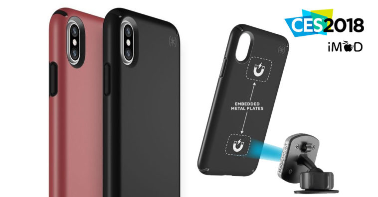 Presidio Mount Iphone Case Ces 2018