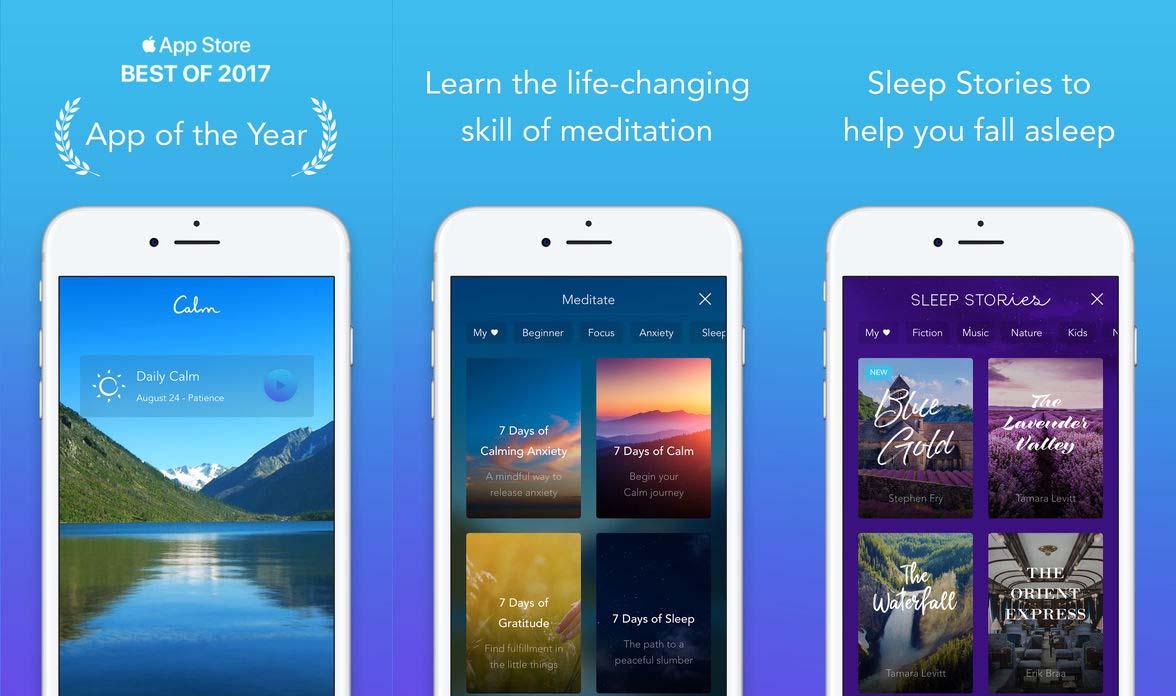 App Calm Cover