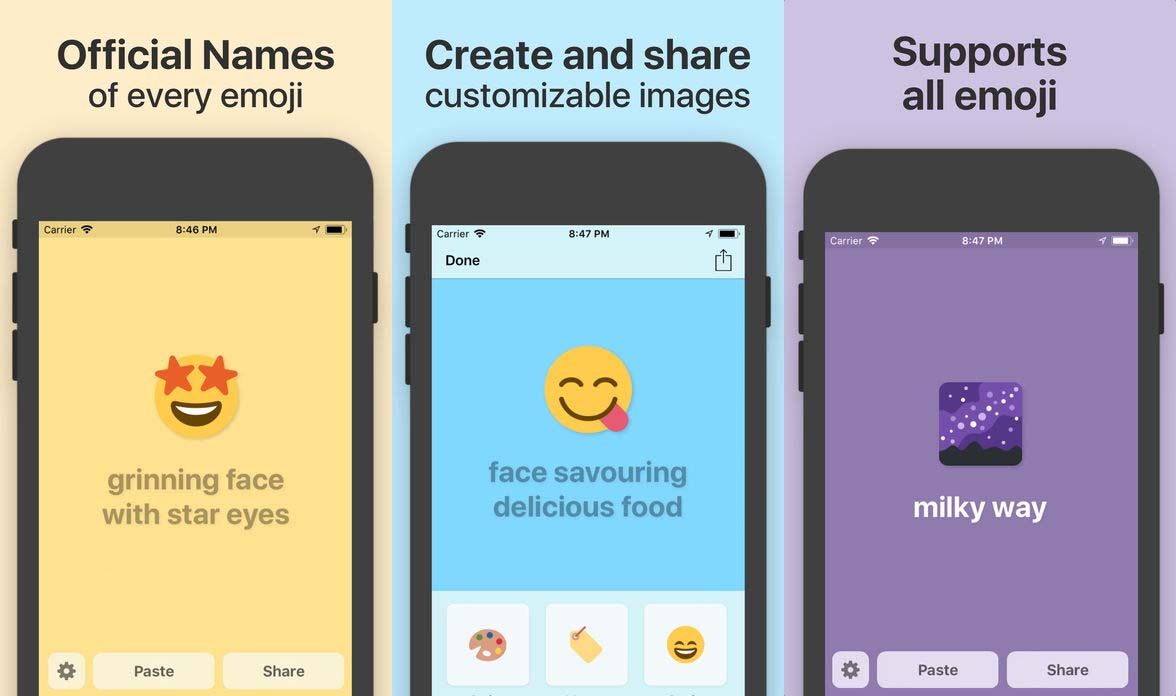 App Emojinames Content1