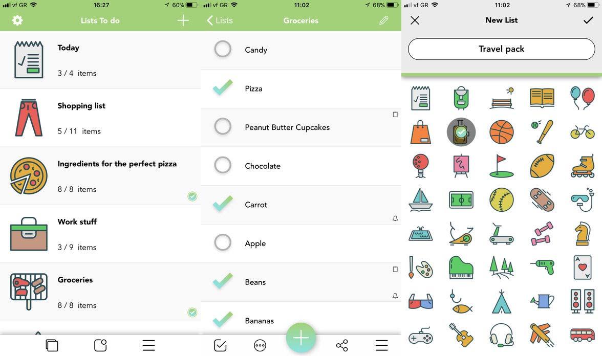 App Liststodo Content1